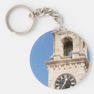 Zeit fliegt keychain schlüsselanhänger
