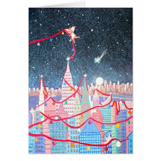 Zeit für Feier-Gruß Karte-Rino Li Causi Karte