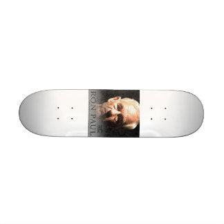 Zeit Ron Pual-The ist gekommen Skateboard Deck
