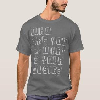 Zeitgenössischer Improvisations-T - Shirt NEC