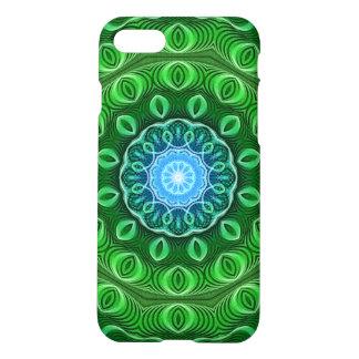 Zellen-Wachstums-Mandala iPhone 8/7 Hülle