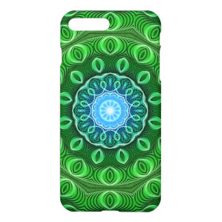 Zellen-Wachstums-Mandala iPhone 8 Plus/7 Plus Hülle