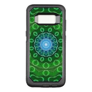 Zellen-Wachstums-Mandala OtterBox Commuter Samsung Galaxy S8 Hülle