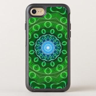 Zellen-Wachstums-Mandala OtterBox Symmetry iPhone 8/7 Hülle