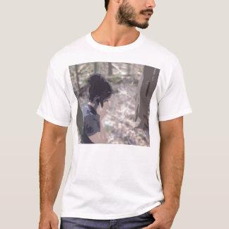 Zelluläres Holz T-Shirt