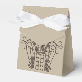 Zelt mit Band-Bevorzugungs-Kasten IRONWORK Geschenkschachtel