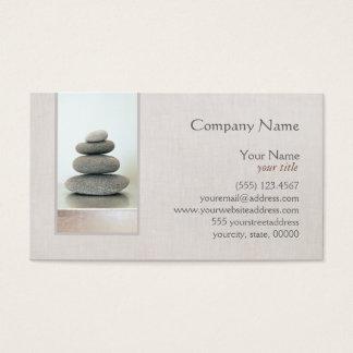 Zen entsteint holistischen Gesundheits-Heiler Visitenkarte