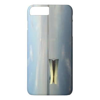 Zen-Küstenszene iPhone 7 Plus Hülle
