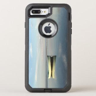Zen-Küstenszene OtterBox Defender iPhone 7 Plus Hülle