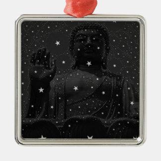 Zen spielt den buddhistischen Buddhismus die Silbernes Ornament
