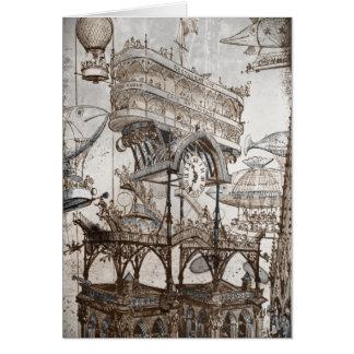 Zentrale Station Notre Dame Karte