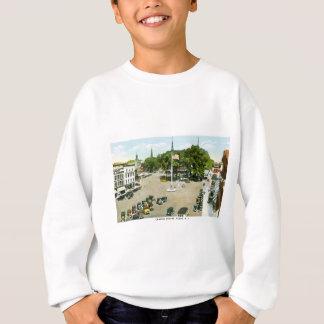 Zentraler Platz, Keene, New Hampshire Sweatshirt