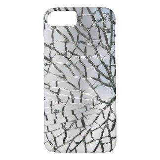 Zerbrochene Glasbeschaffenheit iPhone 8/7 Hülle