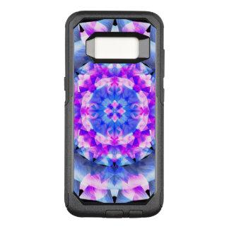 Zerbrochene helle Mandala OtterBox Commuter Samsung Galaxy S8 Hülle