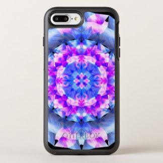 Zerbrochene helle Mandala OtterBox Symmetry iPhone 8 Plus/7 Plus Hülle