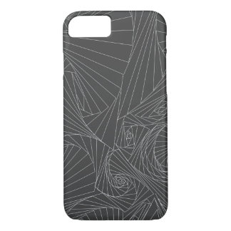 Zerbrochene Spiralen iPhone 8/7 Hülle