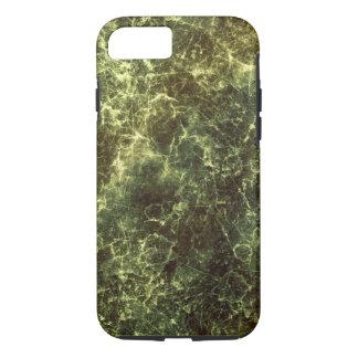 Zerbrochener Smaragd iPhone 8/7 Hülle