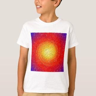 Zerbrochener Stern T-Shirt