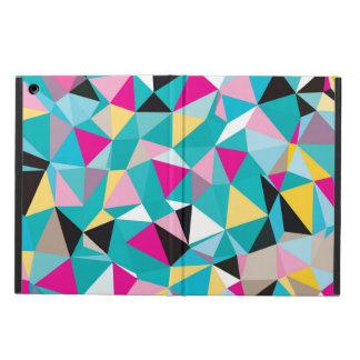 Zerbrochenes geometrisches Muster