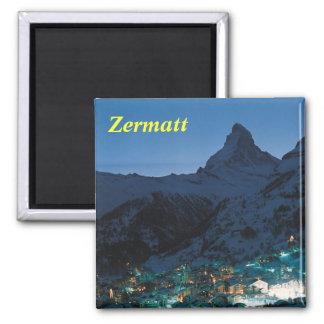 Zermatt Magnet