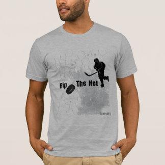 Zerreißen Sie das NettoHockey T-Shirt