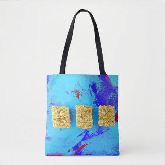 Zerrissene Weizen-Markt-Tasche Tasche