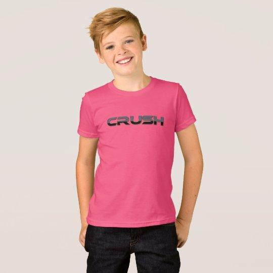 Zerstampfungsjungen-T - Shirt