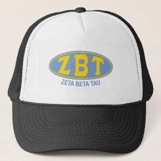 ZetabetaTau | Vintag Truckerkappe