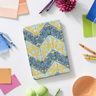 Zickzack mit Filigran geschmückte Zickzack-mit iPad Pro Cover