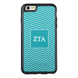 Zickzack Muster Zetatau-Alpha-  OtterBox iPhone 6/6s Plus Hülle