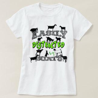 ZIEGEN-SPASS | niedliches leicht abgelenkt durch T-Shirt