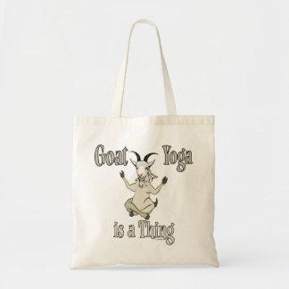 Ziegen-Yoga ist eine Sache | GetYerGoat™ Tragetasche