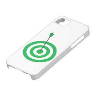 Zielscheibe mit Pfeil Schutzhülle Fürs iPhone 5