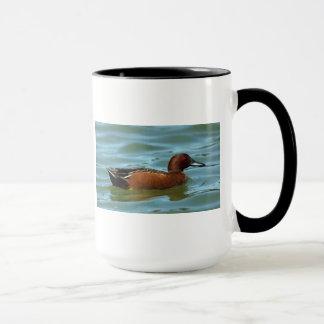 Zimt aquamarin tasse