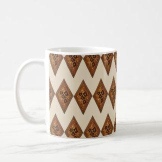Zimt-Gewürz-Zuckersand-scharfes Kaffeetasse