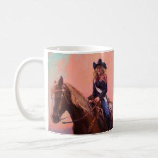 Zimt-Mädchen-Kaffee-Tasse Kaffeetasse