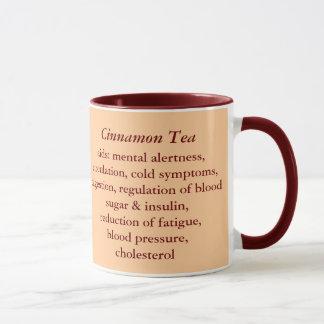 Zimt-Tee-Tasse Tasse