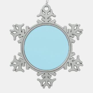 Zinn-Schneeflocke-Verzierung: Kunst durch NAVIN Schneeflocken Zinn-Ornament