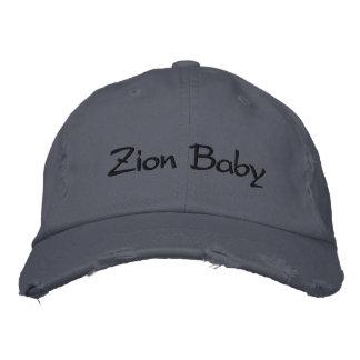 Zion Baby Bestickte Baseballkappe