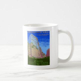 Zion Nationalpark Kaffeetasse