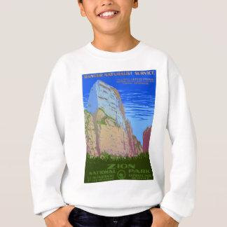 Zion Nationalpark Sweatshirt