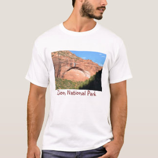 Zion Nationalpark-T - Shirt