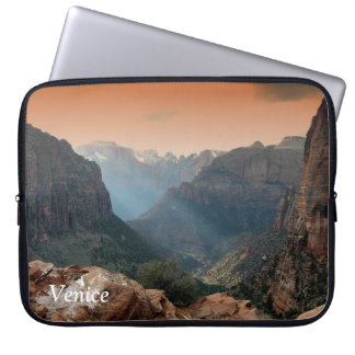 Zion Nationalpark, Utah Laptop Sleeve