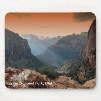 Zion Nationalpark, Utah Mauspad