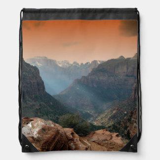 Zion Nationalpark, Utah Turnbeutel