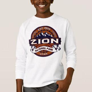 Zion vibrierend T-Shirt