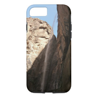 Zions weinender Felsen an Zion Nationalpark iPhone 8/7 Hülle
