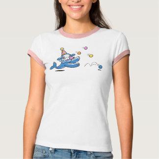 Zirkusclown-Seelöwe T-Shirt
