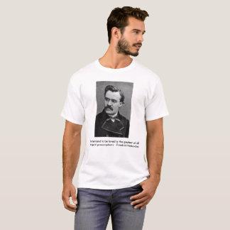 Zitat 1 Friedrich Nietzsche T-Shirt