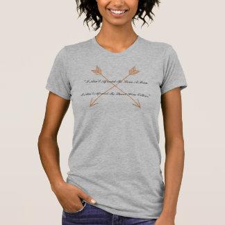 Zitat Annie Oakley habe ich nicht zur Liebe ein T-Shirt